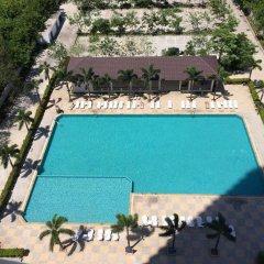 Отель V8 Seaview Jomtien Таиланд, Паттайя - отзывы, цены и фото номеров - забронировать отель V8 Seaview Jomtien онлайн бассейн