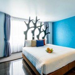 Raha Grand Hotel 3* Номер Делюкс