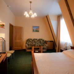 Гостиница К-Визит 3* Люкс с различными типами кроватей фото 4