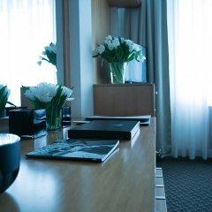 Гостиница Милан 4* Люкс с двуспальной кроватью фото 8