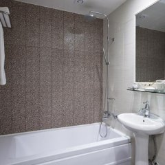 Central Tourist Hotel ванная фото 2