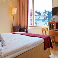 Отель Scandic Norra Bantorget 3* Стандартный номер с различными типами кроватей
