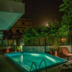 Отель 7 Palms Hotel Apartments Греция, Родос - отзывы, цены и фото номеров - забронировать отель 7 Palms Hotel Apartments онлайн бассейн
