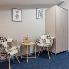 Гостиница Лиговский двор Стандартный номер с двуспальной кроватью фото 9