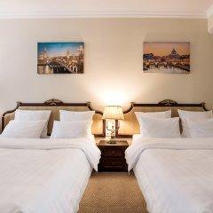 Гостиница The Rooms 5* Стандартный семейный номер с различными типами кроватей