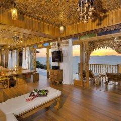 Отель Santhiya Koh Yao Yai Resort & Spa 5* Вилла с различными типами кроватей фото 6