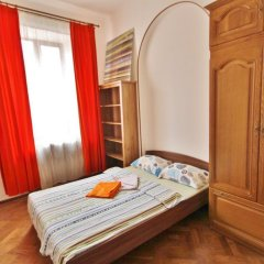 Апартаменты Four Squares Apartments Polyanka Апартаменты фото 4