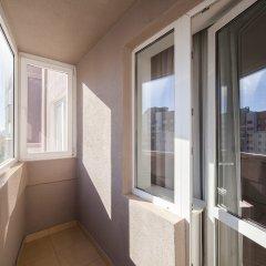 Гостиница Комплекс апартаментов Комфорт Улучшенная студия с различными типами кроватей фото 26