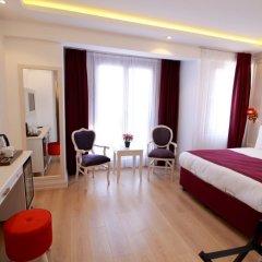Отель Albinas Old City Улучшенный номер разные типы кроватей