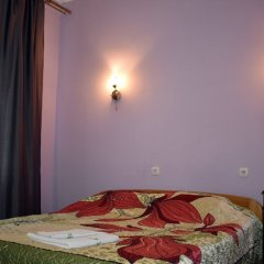 Гостиница Звездный Стандартный номер с различными типами кроватей фото 2