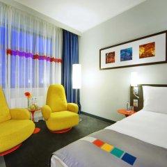 Гостиница Парк Инн от Рэдиссон Роза Хутор (Park Inn by Radisson Rosa Khutor) 4* Стандартный семейный номер с разными типами кроватей