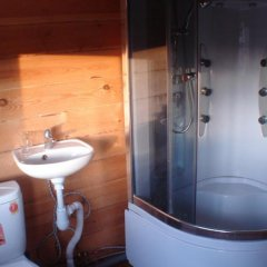 Гостиница Мини-отель Байкал на Ольхоне отзывы, цены и фото номеров - забронировать гостиницу Мини-отель Байкал онлайн Ольхон ванная