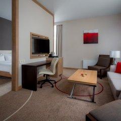 Гостиница Горки Панорама комната для гостей фото 3