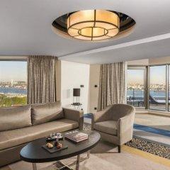 Отель Swissotel The Bosphorus Istanbul 5* Представительский номер 2 отдельные кровати