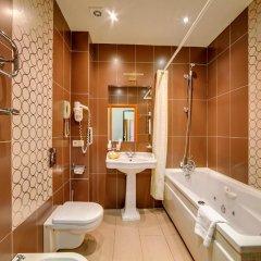 Гостиница Яхонты Ногинск 4* Люкс с двуспальной кроватью фото 6