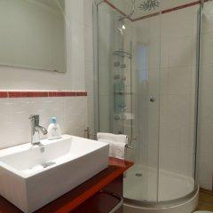 Отель pension A5A Чехия, Карловы Вары - отзывы, цены и фото номеров - забронировать отель pension A5A онлайн ванная фото 4
