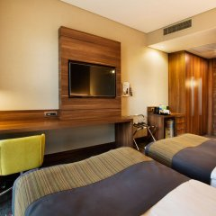 Holiday Inn Istanbul - Kadikoy Турция, Стамбул - 1 отзыв об отеле, цены и фото номеров - забронировать отель Holiday Inn Istanbul - Kadikoy онлайн комната для гостей фото 6