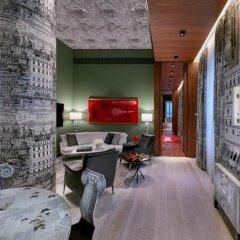 Отель Mandarin Oriental, Milan 5* Люкс с различными типами кроватей фото 4