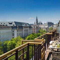Отель Hilton Vienna Plaza Вена балкон