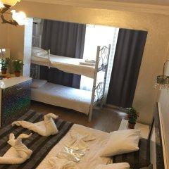 Seatanbul Guest House and Hotel Стандартный семейный номер с различными типами кроватей