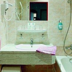 Отель Krivan Чехия, Карловы Вары - отзывы, цены и фото номеров - забронировать отель Krivan онлайн ванная