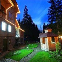 Гостиница Smerekova Khata вид на фасад фото 2