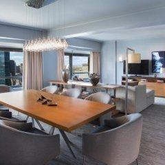 Отель New York Hilton Midtown 4* Президентский люкс с двуспальной кроватью фото 3