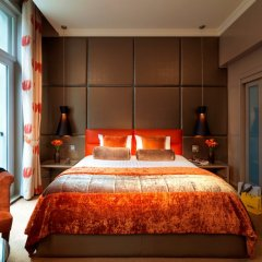Отель Radisson Blu Edwardian Sussex 4* Номер Бизнес с различными типами кроватей фото 2