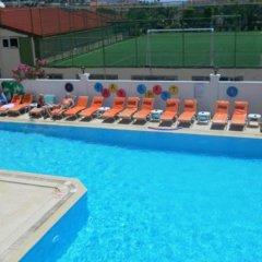 Kaan Apart Турция, Мармарис - отзывы, цены и фото номеров - забронировать отель Kaan Apart онлайн бассейн фото 2