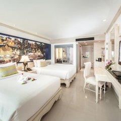 Отель Novotel Phuket Resort 4* Улучшенный номер с различными типами кроватей фото 4