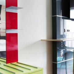 Comfort Hotel Vesterbro 3* Стандартный номер с различными типами кроватей фото 4
