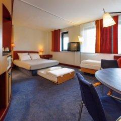 Отель Novotel Suites Berlin City Potsdamer Platz 3* Апартаменты с разными типами кроватей