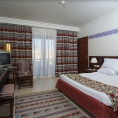Отель SUNRISE Garden Beach Resort & Spa - All Inclusive Египет, Хургада - 9 отзывов об отеле, цены и фото номеров - забронировать отель SUNRISE Garden Beach Resort & Spa - All Inclusive онлайн комната для гостей фото 3