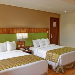Отель Country Inn & Suites by Radisson, San Jose Aeropuerto, Costa Rica комната для гостей фото 9