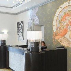 Hotel Caruso в номере