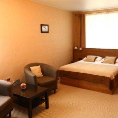 Гостиница Авеню Полулюкс с различными типами кроватей