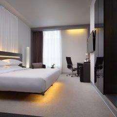 Отель Four Elements Hotels Ekaterinburg 4* Номер Делюкс фото 2