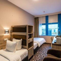 Отель Xo Hotels Blue Square 4* Номер категории Эконом