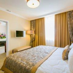 Гостиница Салют комната для гостей фото 6
