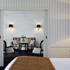 Hotel Barriere Le Majestic 5* Люкс Majestic с различными типами кроватей фото 3