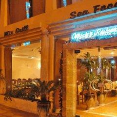 Captains Tourist Hotel Aqaba вид на фасад фото 2