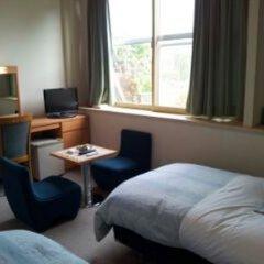 Business Hotel Shirakaba Цуруока комната для гостей