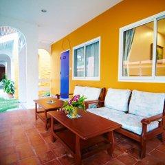 Отель Peace Resort Pattaya балкон