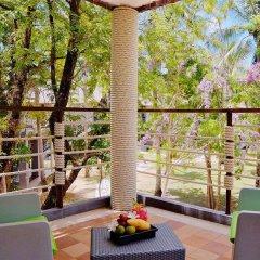 Отель Twin Lotus Resort and Spa - Adults Only балкон фото 4