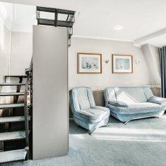 Гостиница Бристоль 3* Люкс дуплекс с различными типами кроватей фото 5