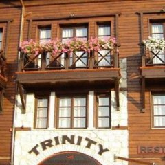 Отель Trinity Sea Residence Nessebar Несебр вид на фасад фото 2