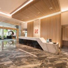 Отель Hilton Garden Inn Singapore Serangoon интерьер отеля