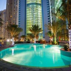 Отель JA Oasis Beach Tower бассейн фото 2
