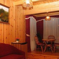 Гостиница Smerekova Khata комната для гостей фото 5