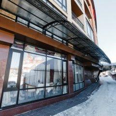 Гостиница Яр в Оренбурге 3 отзыва об отеле, цены и фото номеров - забронировать гостиницу Яр онлайн Оренбург вид на фасад фото 2